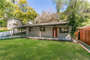 Photo of 1308 OAK HILL Place, South Pasadena, CA 91030 (MLS # 818001756)