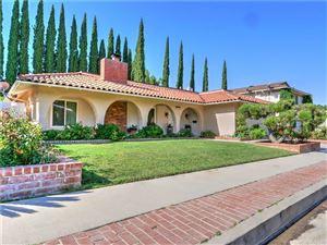 Photo of 17522 CANDIA Street, Granada Hills, CA 91344 (MLS # SR19210756)