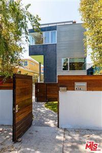Photo of 43 OZONE Avenue, Venice, CA 90291 (MLS # 18344758)