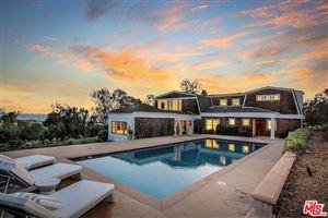 Photo of 5920 CLOVER HEIGHTS Avenue, Malibu, CA 90265 (MLS # 18323760)