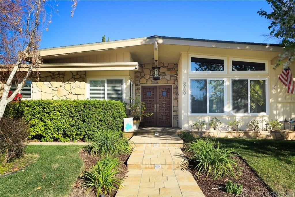 Photo of 5900 ELBA Place, Woodland Hills, CA 91367 (MLS # SR20031761)