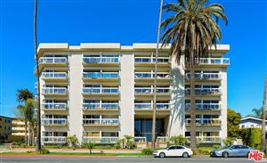 Photo of 801 OCEAN Avenue #502, Santa Monica, CA 90403 (MLS # 18336762)