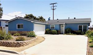 Photo of 3496 GEORGE Street, Oxnard, CA 93036 (MLS # 218004762)