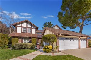 Photo of 829 RIM CREST Circle, Westlake Village, CA 91361 (MLS # 219002762)
