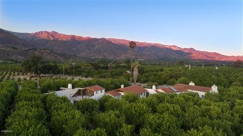 Photo of 985 FORDYCE Road, Ojai, CA 93023 (MLS # 220001763)