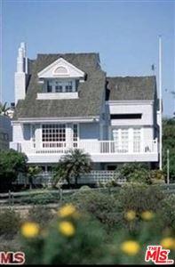 Photo of 4219 ROMA COURT, Marina Del Rey, CA 90292 (MLS # 18389764)