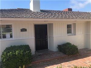 Photo of 705 YARMOUTH Road, Palos Verdes Estates, CA 90274 (MLS # SR19154765)