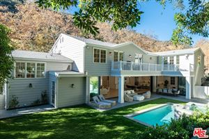 Photo of 2794 MANDEVILLE CANYON Road, Los Angeles , CA 90049 (MLS # 18415766)