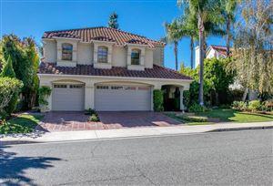 Photo of 5819 SAINT LAURENT Drive, Agoura Hills, CA 91301 (MLS # 218013766)