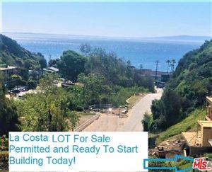 Photo of 3843 RAMBLA PACIFICO Road, Malibu, CA 90265 (MLS # 19456768)