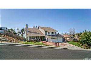 Photo of 17400 SUNSET RIDGE Circle, Granada Hills, CA 91344 (MLS # SR18088769)