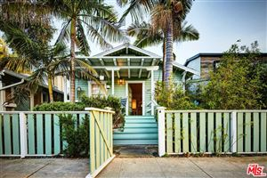 Photo of 520 ALTAIR Place, Venice, CA 90291 (MLS # 18348770)