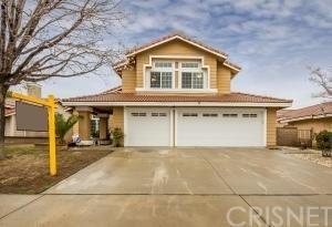 Photo of 4239 VITRINA Lane, Palmdale, CA 93551 (MLS # SR18066771)