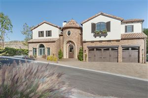 Photo of 2102 TRENTHAM Road, Lake Sherwood, CA 91361 (MLS # 218014772)