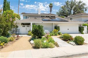 Photo of 1664 CROMWELL Place, Westlake Village, CA 91361 (MLS # 219009773)
