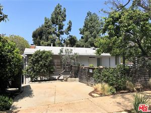 Photo of 669 MUSKINGUM Avenue, Pacific Palisades, CA 90272 (MLS # 18337774)