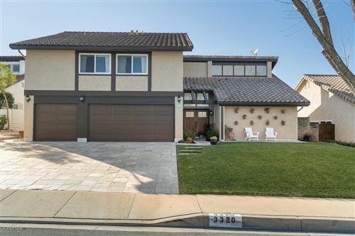 Photo of 3320 West SIERRA Drive, Westlake Village, CA 91362 (MLS # 220001774)