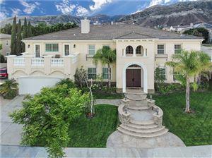 Photo of 18527 SHETLAND Place, Granada Hills, CA 91344 (MLS # SR19167774)