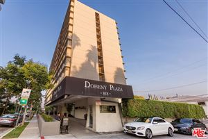 Photo of 818 North DOHENY Drive #1001, Los Angeles , CA 90069 (MLS # 19497776)