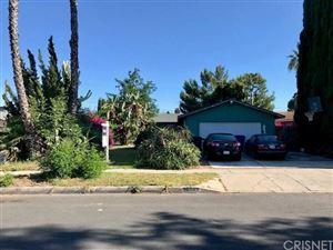 Photo of 16648 DONMETZ Street, Granada Hills, CA 91344 (MLS # SR19161776)