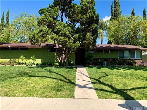 Photo of 17511 LASSEN Street, Northridge, CA 91325 (MLS # SR20064776)