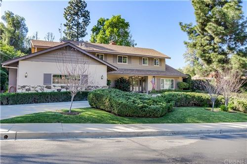 Photo of 20233 LORENZANA Drive, Woodland Hills, CA 91364 (MLS # SR20029777)