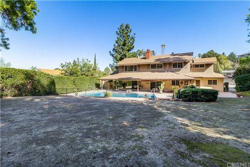 Tiny photo for 20233 LORENZANA Drive, Woodland Hills, CA 91364 (MLS # SR20029777)