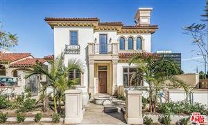 Photo of 1127 PRINCETON Street #101, Santa Monica, CA 90403 (MLS # 18324778)