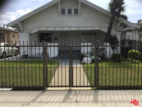 Photo of 1724 West 43RD Place, Los Angeles , CA 90062 (MLS # 20567778)