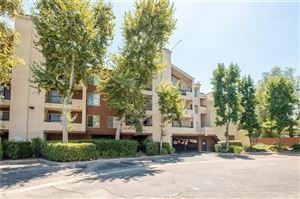 Photo of 5500 OWENSMOUTH Avenue #228, Woodland Hills, CA 91367 (MLS # SR19192779)