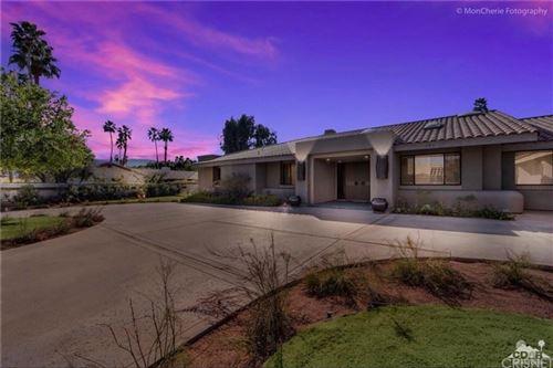Photo of 701 IRIS Lane, Rancho Mirage, CA 92270 (MLS # SR19274779)