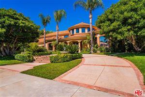 Photo of 5513 AMBER Circle, Calabasas, CA 91302 (MLS # 18369780)