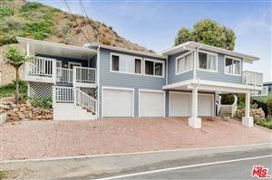 Photo of 3950 LAS FLORES CANYON Road, Malibu, CA 90265 (MLS # 19476780)