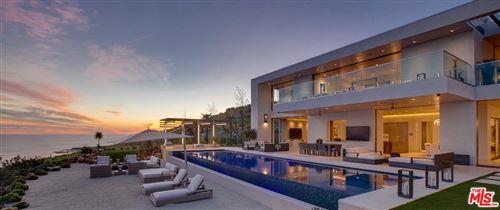 Photo of 5046 CARBON BEACH Terrace, Malibu, CA 90265 (MLS # 20543780)