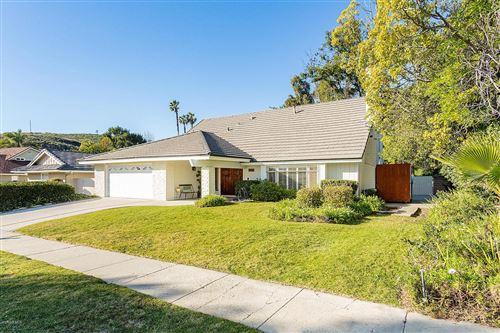 Photo of 4016 VERDE VISTA Drive, Thousand Oaks, CA 91360 (MLS # 220001780)