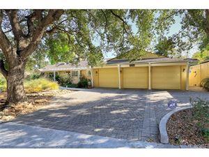 Photo of 16744 ADLON Road, Encino, CA 91436 (MLS # SR18037780)