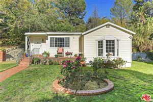 Photo of 8983 WONDERLAND Avenue, Los Angeles , CA 90046 (MLS # 19443782)