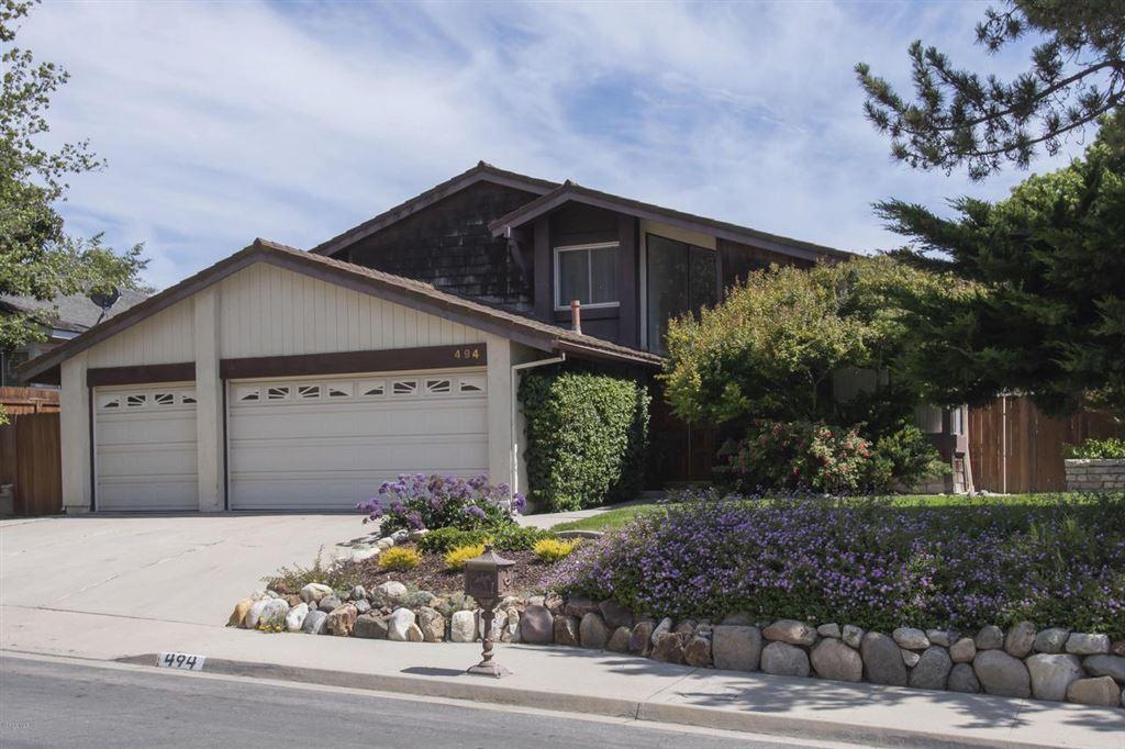 Photo for 494 RAINDANCE Street, Thousand Oaks, CA 91360 (MLS # 219009782)