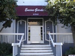 Photo of 5343 YARMOUTH Avenue #103, Encino, CA 91316 (MLS # 318004783)
