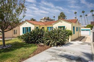 Photo of 1213 North MARYLAND Avenue, Glendale, CA 91207 (MLS # 319001783)