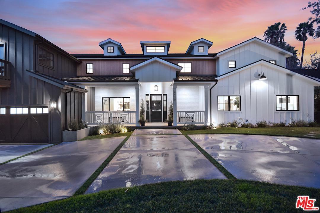 Photo of 4410 DENSMORE Avenue, Encino, CA 91436 (MLS # 20546784)