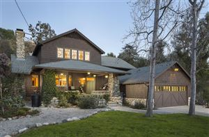 Photo of 460 CALIFORNIA Terrace, Pasadena, CA 91105 (MLS # 819000785)