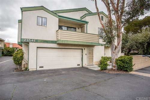 Photo of 23546 NEWHALL Avenue #6, Newhall, CA 91321 (MLS # SR20058785)