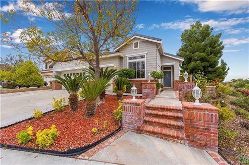 Photo of 21620 KYRA Court, Saugus, CA 91390 (MLS # SR20062785)