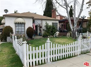 Photo of 2535 South WESTGATE Avenue, Los Angeles , CA 90064 (MLS # 18343786)