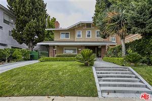 Photo of 691 South NORTON Avenue, Los Angeles , CA 90005 (MLS # 19486786)