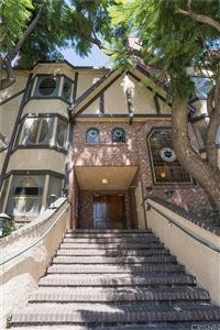 Photo of 10945 HORTENSE Street #101, North Hollywood, CA 91602 (MLS # SR19214786)