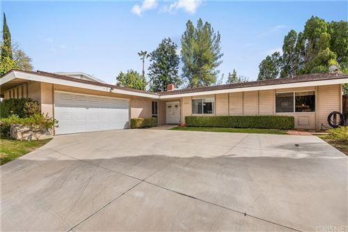Photo of 22526 LIBERTY BELL Road, Calabasas, CA 91302 (MLS # SR20015786)