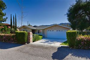 Photo of 2940 FAIRWAY Avenue, La Crescenta, CA 91214 (MLS # 818001787)