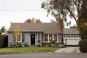 Photo of 420 NORTHCLIFF Road, Pasadena, CA 91107 (MLS # 818005787)